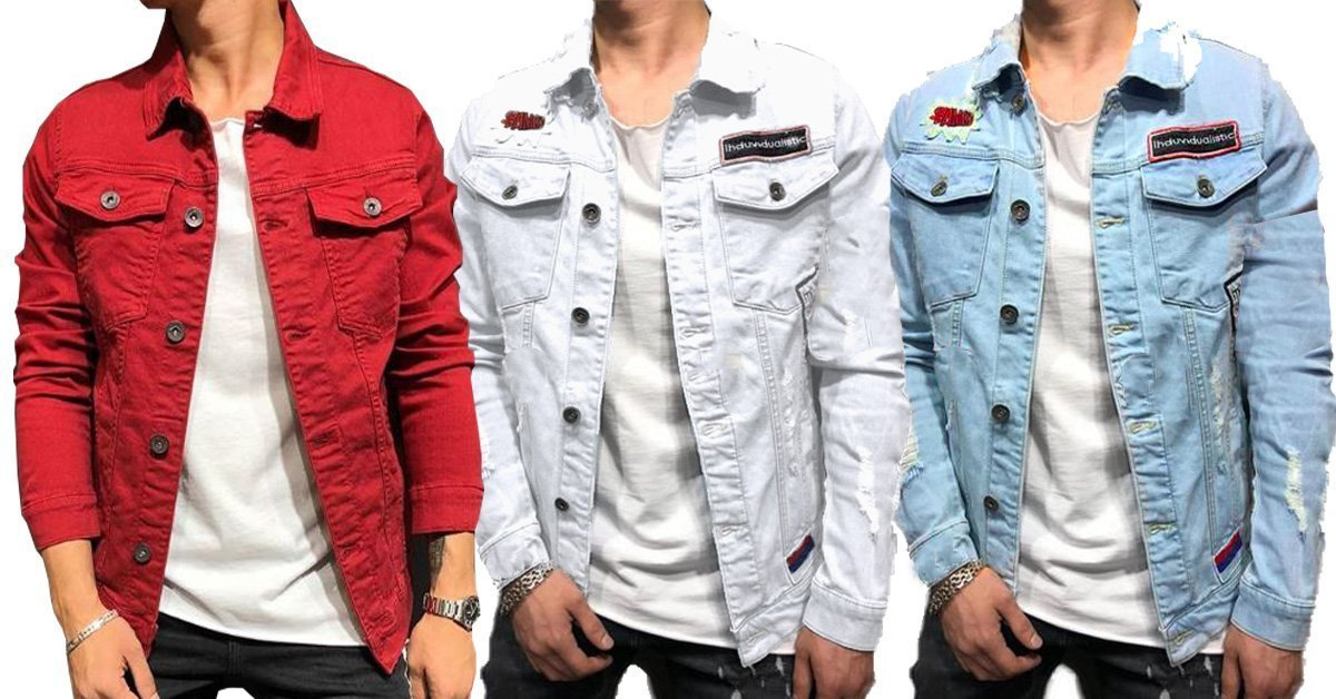 ba71bac2ae4c Double Pocket Stylish Denim Cotton Solid Comfortable Shirts for Men Pa –  ramtraders