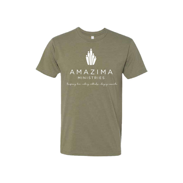 Amazima Short Sleeve Tee Shirt