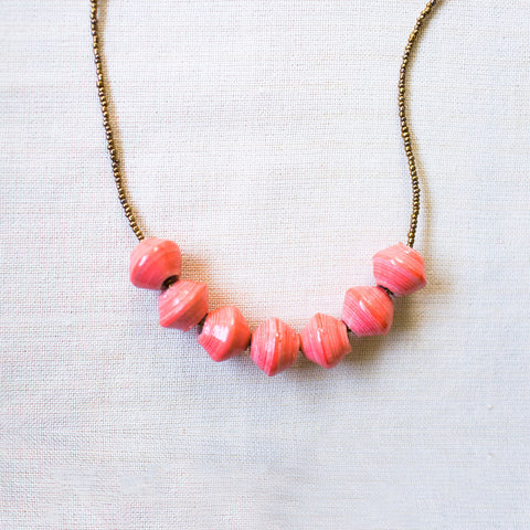 The Lillian Necklace - Amazima Store - 2