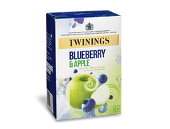 Twinings Blueberry & Apple 20s