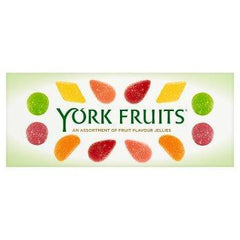 York Fruits An Assortment of Fruit Flavour Jellies