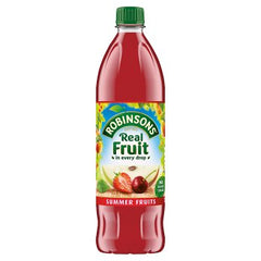 Robinsons Summer Fruits No Added Sugar 1L