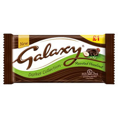 Galaxy Darker Milk with Hazelnuts Chocolate