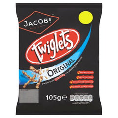 Twiglets Sharing Bag :  Best Before 09/05/2020