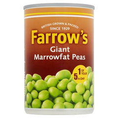 Farrow's Marrowfat Peas 300g