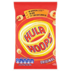 Hula Hoops Original.  Best Before : 30.11.2019