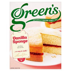 Green's Vanilla Sponge Mix