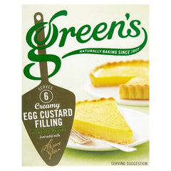 Greens Egg Custard Filling