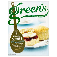 Green's Classic Scones Tea-Time Favourite 280g