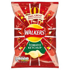 Walkers Tomato Ketchup Best Before : 02.11.2019