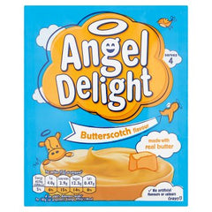 Angel Delight Butterscotch Flavour Dessert 59g