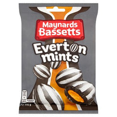 Maynards Bassetts Everton Mints Bag 192g