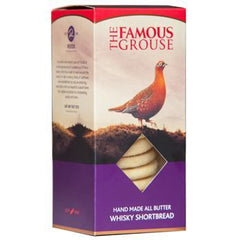 Reids of Caithness The Famous Grouse Whisky Shortbread 150g