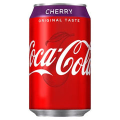 Coca-Cola Cherry Can