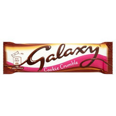 Galaxy Cookie Crumble Bar 40g