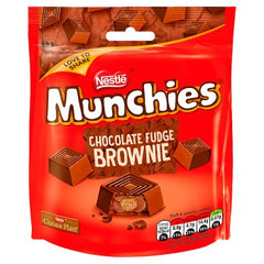 Nestle Munchies Chocolate Fudge Brownie Pouch 101g