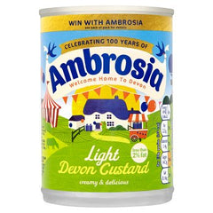 Ambrosia Light Devon Custard 400g