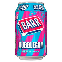 Barr Bubblegum 330ml