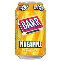Barr Pineapple 330ml
