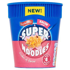 Batchelors Super Noodles Pot Bacon