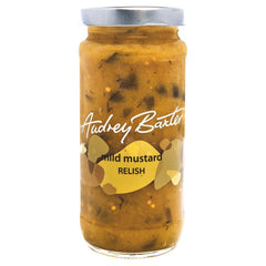 Baxters Mild Mustard Relish *Dated 15/12/2019*