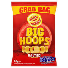 Hula Big Hoops Grab Bag Original Best Before : 13/04/2019