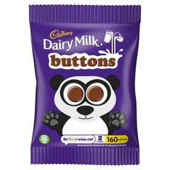 Cadbury Dairy Milk Buttons Chocolate Bag 30g