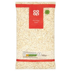 Co-op Porridge Oats 500g
