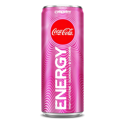 Coca-Cola Cherry Energy Drink 250ml