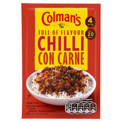 Colman's Recipe Mix Chilli Con Carne Mix 50g