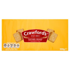 Crawford's Custard Creams Biscuits 300g