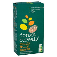 Dorset Cereals Simply Fruity Muesli 630g