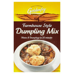 Goldenfry Farmhouse Style Dumpling Mix