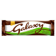 Galaxy Darker With Hazelnuts Bar