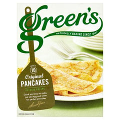 Green's Original Pancakes Classic Recipe