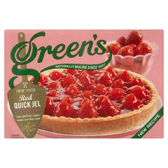 Green's Quick Jel Twin - Red
