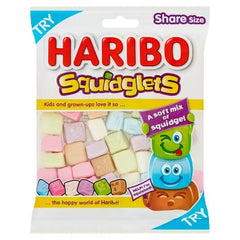 Haribo Squidglets Bag 140g