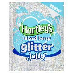 Hartley's Mixed Berry Flavour Glitter Jelly 100g