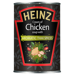 Heinz Chicken Soup with Aromatic Thai Spices