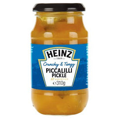 Heinz Piccalilli Pickle Crunchy & Tangy 310g
