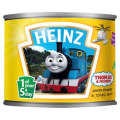 Heinz Thomas & Friends Pasta Shapes in Tomato Sauce 205g