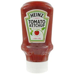 Heinz Tomato Ketchup Top Down 460g