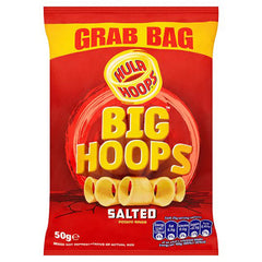 Hula Hoops Big Bag Ready Salted Best Before 14/12/2019
