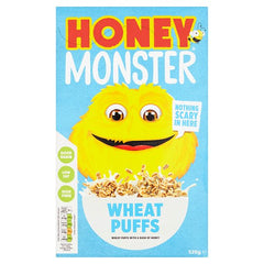 Honey Monster Wheat Puffs 520g