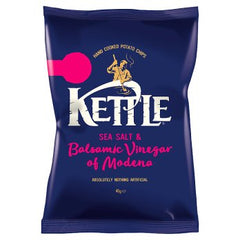 Kettle Sea Salt & Balsamic Vinegar 40g