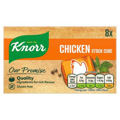 Knorr Stock The Chicken Cube 8 x 10g
