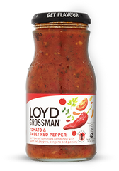 Loyd Grossman Tomato & Sweet Red Pepper Sauce