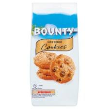 Bounty Large Cookies 180g Best Before 25/04/2020