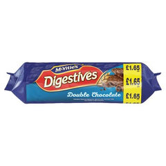 McVitie's Digestives Double Chocolate 267g