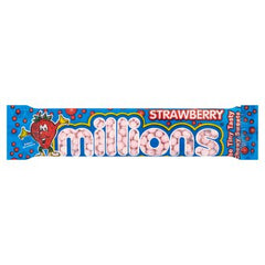Millions Strawberry Tube 45g